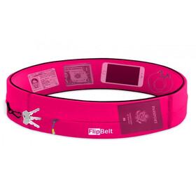FlipBelt Zipper pink